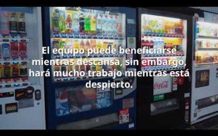 Alexis Yanez Alvarado – ¿Es posible ganar dinero con las máquinas expendedoras?