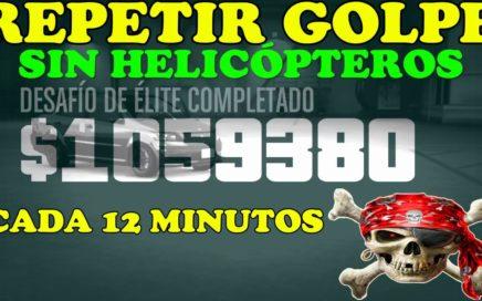 BESTIAL!!! TRUCO GTA 5 COMO REPETIR EL GOLPE BOGDAN SIN HELICÓPTEROS Y CON DESAFIÓ DE ÉLITE