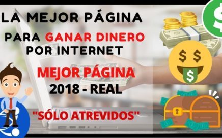 Como Ganar Dinero A traves De Internet 2018 Y Con paypal Mas de 10 Dolares Por Dia