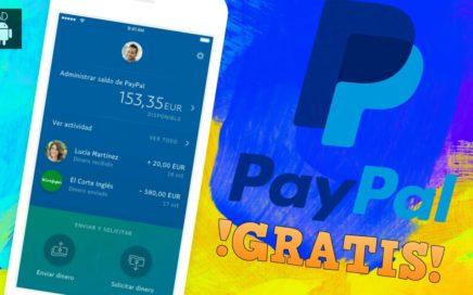 Como ganar dinero en tu cuenta de PAYPAL!! / AndyDroid