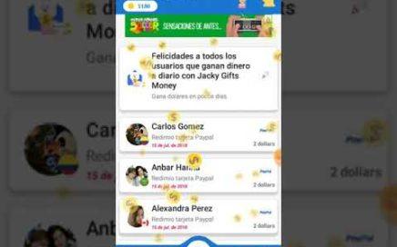 Cómo ganar más puntos en jacky gifts money  trucos legales 2018