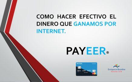 Como retirar el dinero de payeer( Temporalmente No disponible para Latinoamérica)