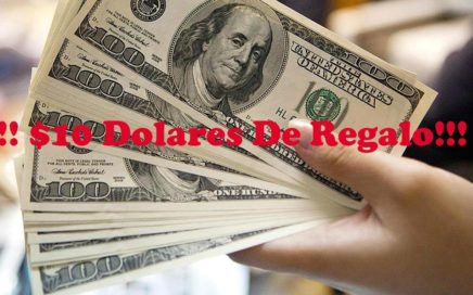 !!!Gana $10 Dolares Por Registrarte Mejor Monedero Electrónico!!!