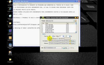 Generador de trafico web- ganar dinero Fácil