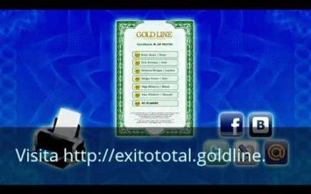 Gold line colombia Gana Dinero Por Internet desde Tu Casa Skype: exitototal2013
