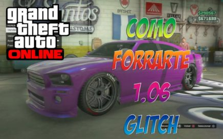 GTA ONLINE | Glitch 1.06 | (PARCHEADO)Como Ganar Dinero Infinito