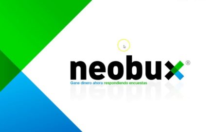 NEOBUX gana dinero viendo publicidad y llenando encuestas