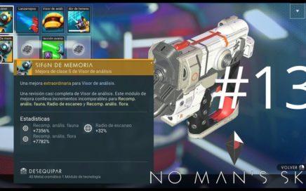 No Man's Sky NEXT #13 | LA MEJOR UPGRADE DEL ARMA PARA GANAR DINERO | GAMEPLAY ESPAÑOL 2018