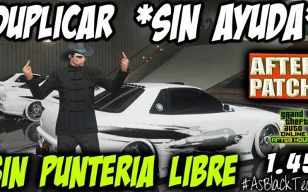 *SOLO* - SIN AYUDA - DUPLICAR COCHES - GTA V - AFTER PATCH - SIN PUNTERIA LIBRE - (PS4 - XBOX One)