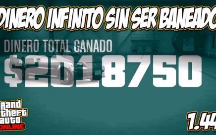 TRUCO GTA 5 ONLINE 1.44! CONSEGUIR MUCHO DINERO *SIN SER BANEADO* MUY FACIL (PS4/XBOX ONE/PC)