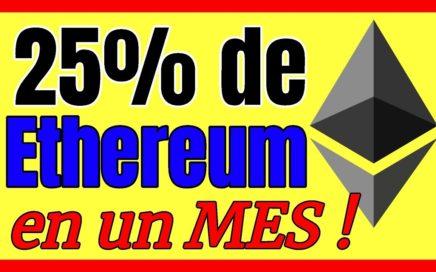 Como Minar y Ganar Ethereum ¡¡MUY RÁPIDO!! Pagina De Mineria Online Ethtrade 25% Mensual
