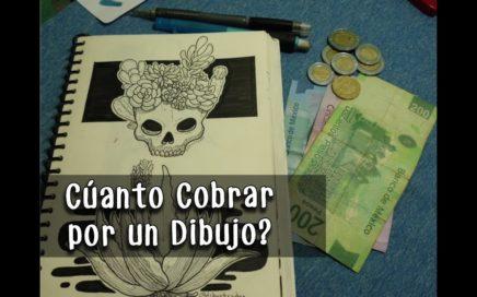 Cuanto Cobrar por un Dibujo - Ideas para Ganar Dinero con tus Dibujos  Dibustrador