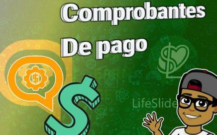 Gana Dinero sin hacer nada Andorid - Comprobantes de pago ( resubido) Lee la Descripción