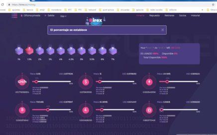 Ganar dinero desde su casa a través de Internet con Birex nueva minería de criptomonedas 2018