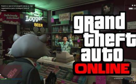 GTA ONLINE - Truco para Principiantes de Cómo Ganar Dinero (Ya NO Sirve)