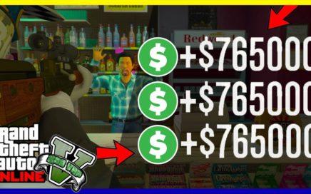 "APROVECHA!! GANA $1.000.000 AL DIA LEGAL SIN ESFUERZO ""GTA V ONLINE"" AFK DINERO Y RP INFINITO"