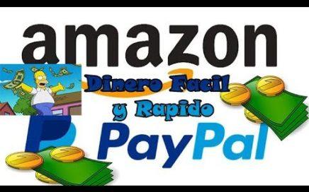 Como conseguir dinero para PayPal y Amazon!!! | 2018-2019