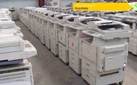 Como ganar dinero con maquinas fotocopiadoras
