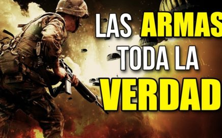 EL NEGOCIO DE LAS ARMAS - ¿Ganar DINERO o TERMINAR con la GUERRA?