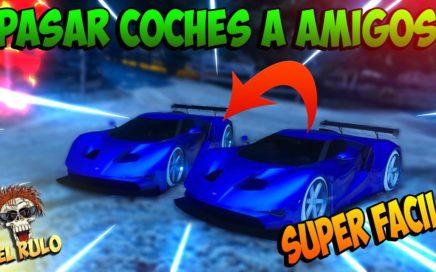 FUNCIONANDO!!!  Tener cualquier coche gratis - dinero infinito - regalar coches amigos ps4/xbox/pc