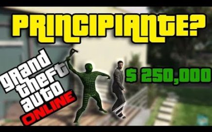 GTA V ONLINE: FORMAS DE GANAR DINERO FACIL!! (LEGAL)