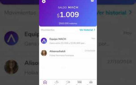 Como ganar dinero Online en Chile MACH