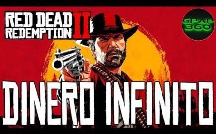 Red Dead Redemption 2   Dinero infinito (100.000$ cada hora)