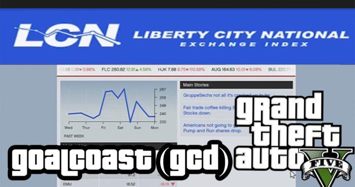 Como ganar dinero con la empresa GoldCoast (GCD) | Bolsa LCN | GTA V