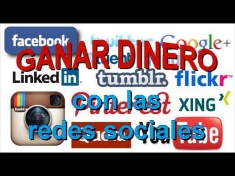 Como ganar dinero con las redes sociales #SEOArticulo
