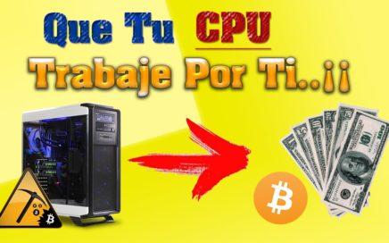 Como Ganar Dinero Con Tu Pc - Mineria De Criptomonedas
