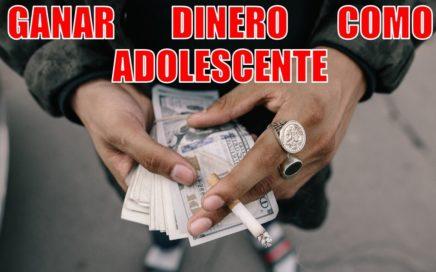 Como ganar dinero rapido siendo adolescente