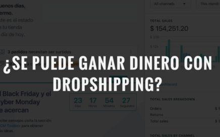 Dropshipping Con Shopify y Aliexpress | Se Puede Ganar Dinero ¿?
