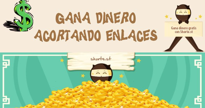 Shorte.st me Paga $20 | Ganar Dinero Acortando Enlaces o Links con Shorte.st | 2016