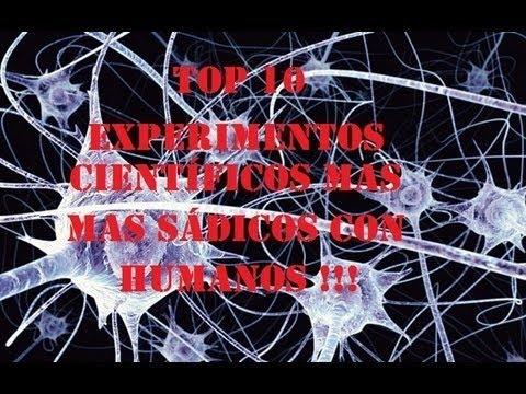 10 Experimentos Científicos Más Sádicos De La Historia Loquendo
