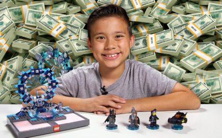 10 Niños Millonarios Gracias A YouTube