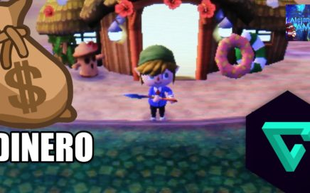 Como ganar DINERO FÁCIL  en Animal Crossing!!
