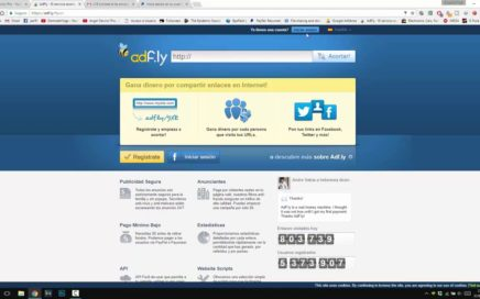 Cómo Ganar dinero por internet ADFLY 2017 GRATIS, RÁPIDO y 100% SEGURO