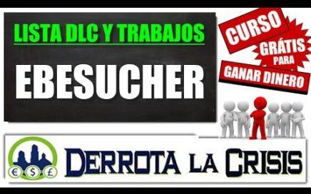 2.10- Ebesucher, Como Ganar DINERO y VISITAS GRATIS Sin Hacer Nada   Curso Derrota la Crisis