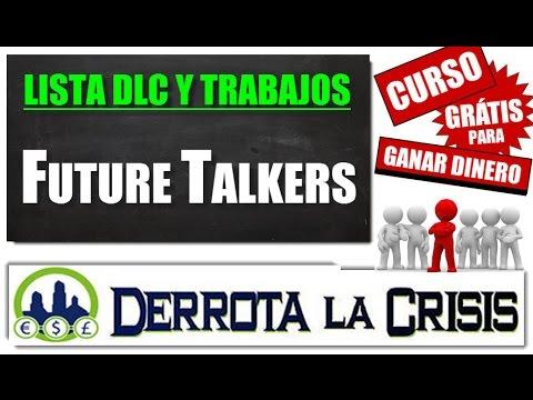 2.4- FutureTalkers, Ganar DINERO GRATIS en PAYPAL con Encuestas desde Casa | Curso Derrota la Crisis
