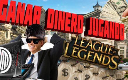 2016 | Gana Dinero jugando LOL Y DotA 2 | Dinero facil | Gratis | PayPal