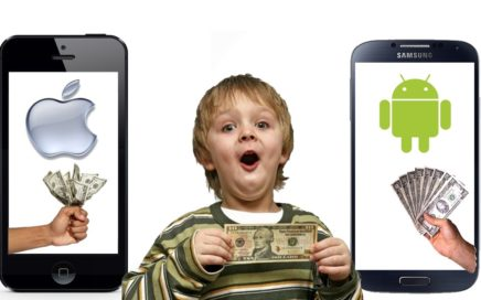 3 APPS PARA GANAR DINERO iPhone/Android/iPod/iPad/
