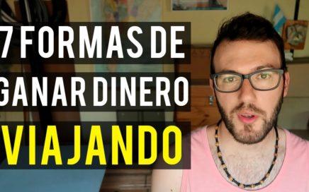 7 formas de GANAR DINERO viajando! - Pablo Imhoff