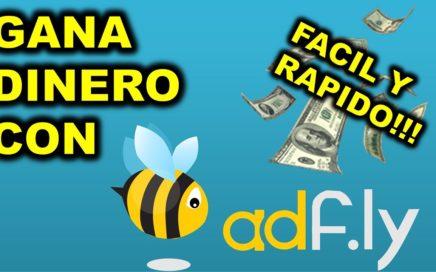 ADFLY GANA DINERO ACORTANDO ENLACES PAGOS POR PAYPAL PAYZA PAYONEER 2016