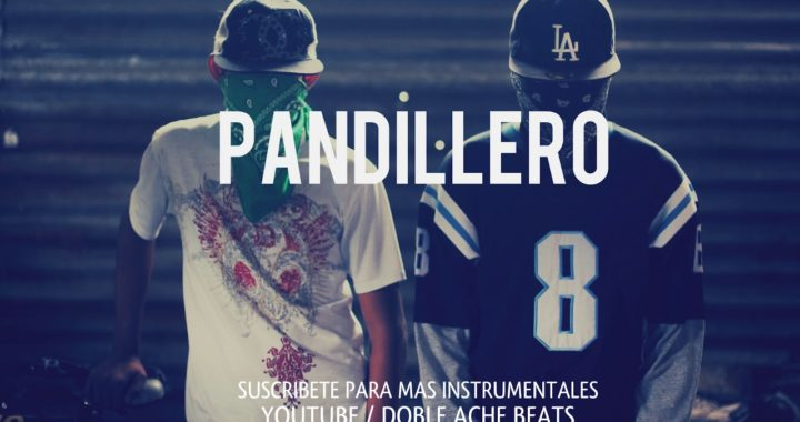 BASE DE RAP - ''PANDILLERO'' (PROD. DOBLE ACHE BEATS) UNDERGROUND GANGSTA - HIP HOP INSTRUMENTAL