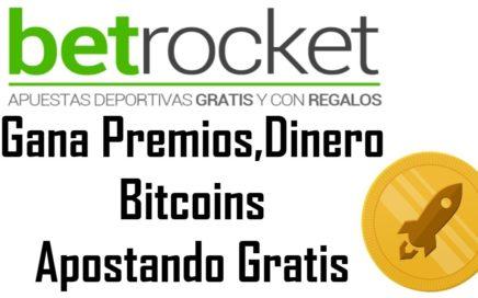 BetRocket|Gana fabulosos premios gratis|Como apostar gratis