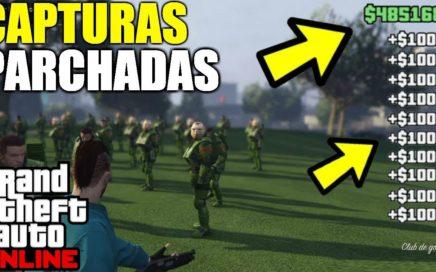 *CAPTURAS MODEADAS* ¿PARCHADAS? VÍDEO INFORMATIVO   GTA 5 ONLINE