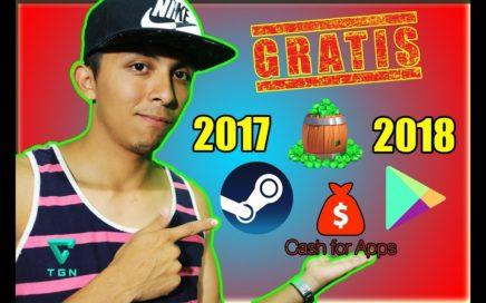CASH FOR APPS. COMO CONSEGUIR DINERO GRATIS FACIL Y RAPIDO  PAYPAL ,GOOGLE PLAY ,XBOX LIVE