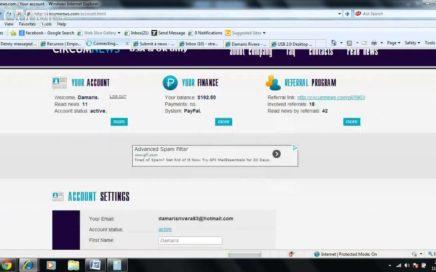 CircumNews - Cierto o Fraude?? Gana dinero leyendo noticias
