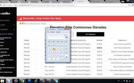 COLOMBIANO Gana $250 dolares un domingo con HACIA ARRIBA
