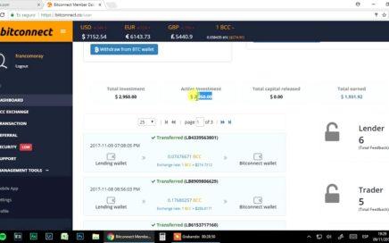 Como empezar a ganar dinero con bitcoin - Básico - Wallet y Bitconnect